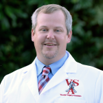 The registered radiology practitioner assistant Cameron Carroll at Vascular Surgery Associates in Tallahassee, FL.