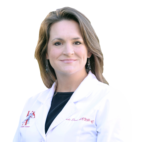 Associate Registered Nurse Practitioner Cassie Davis at Vascular Surgery Associates in Tallahassee, FL.